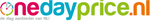 Aanbiedingen en kortingen bij OneDayPrice.nl