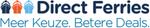 Aanbiedingen en kortingen bij Direct Ferries