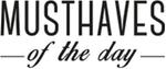 Aanbiedingen en kortingen bij Musthaves of the Day