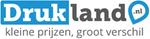 Aanbiedingen en kortingen bij Drukland.nl