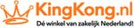 Aanbiedingen en kortingen bij KingKong.nl