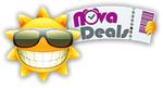 Aanbiedingen en kortingen bij Novadeals